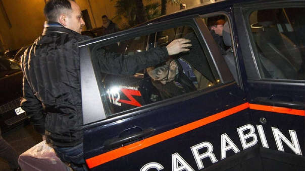 Operativo contra la 'Camorra' en Italia (referencial)
