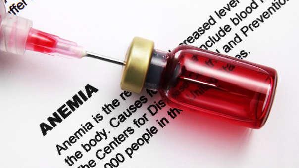 sintomas de anemia por falta de hierro en niños
