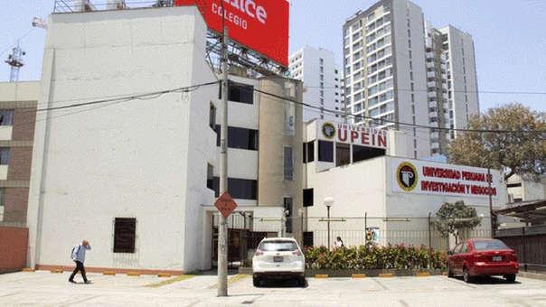 La UPEIN se convierte en la tercera universidad cerrada por la Sunedu.