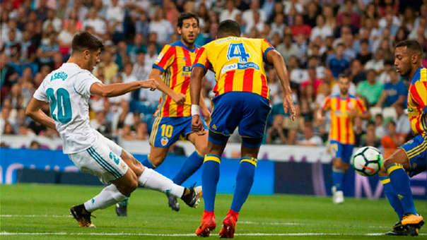 Real Madrid vs. Valencia EN VIVO por la fecha 14 de la Liga de España  75c56455ec2c1