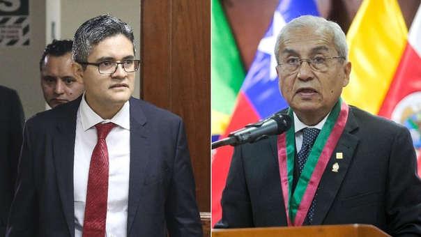 José Domingo Pérez interrogará al Fiscal de la Nación, Pedro Chávarry