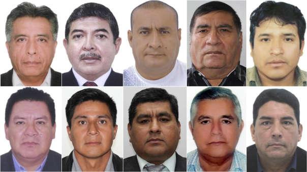 Alcaldes y gobernadores