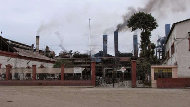 Empresa agroindustrial Tumán.