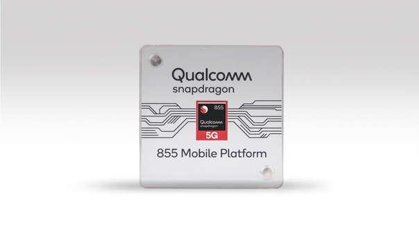Este es el procesador Snapdragon 855, el nuevo System on Chip de Qualcomm