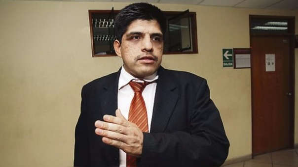 Fiscal Juan Carrasco asegura que están a tiempo completo en el caso Los Temerarios del Crimen