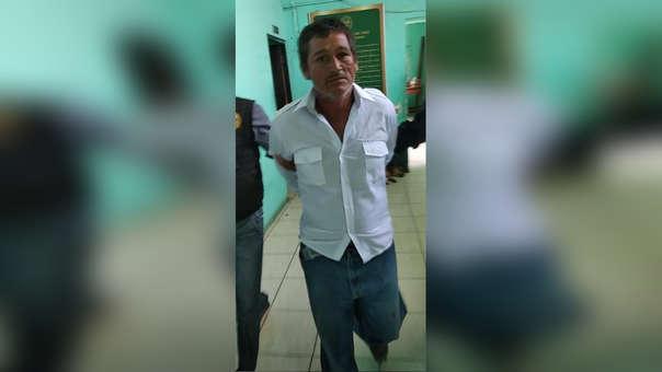Detenido fue denunciado por haber violado a un joven de 15 años