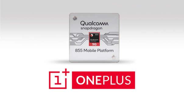 OnePlus tendrá el primer teléfono con Snapdragon 855 y conectividad 5G