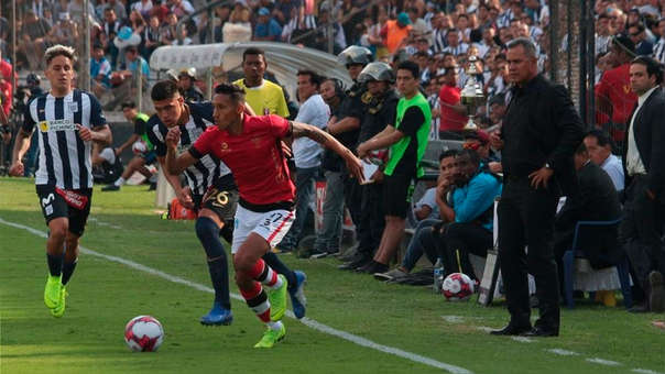 Melgar vs. Alianza Lima
