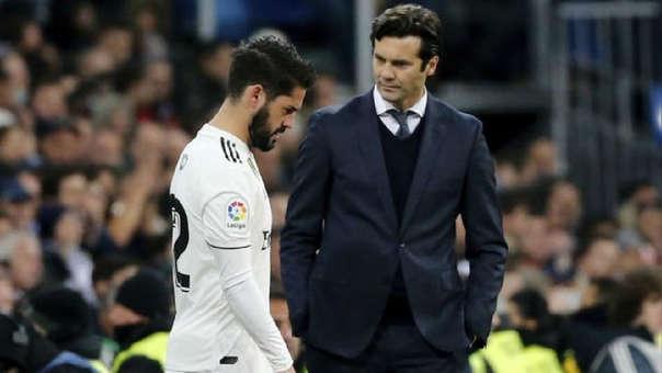 Real Madrid | Santiago Solari a Isco: