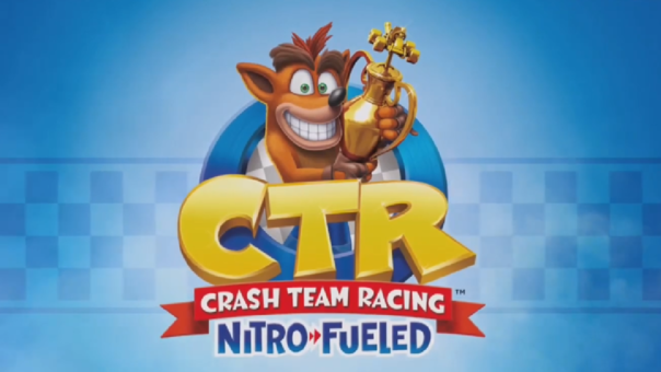 ¡Crash regresa a la pista!