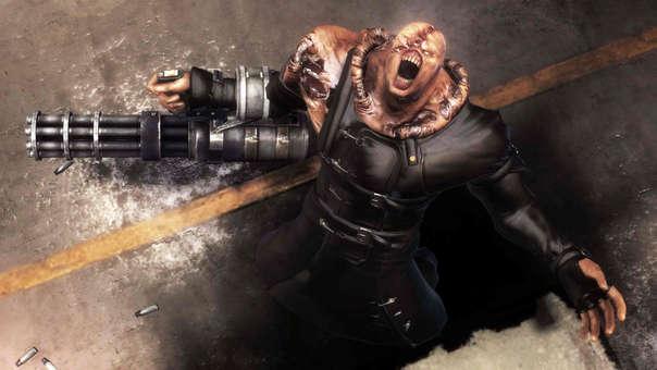 Resident 3: Nemesis