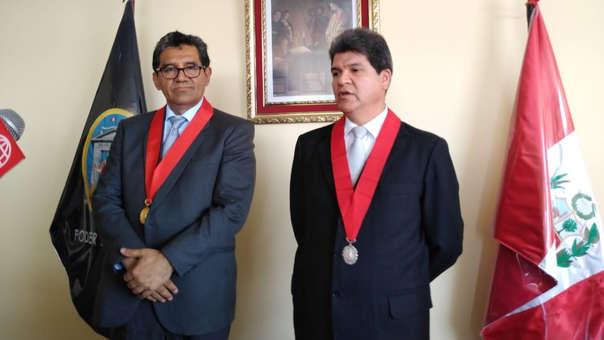 Sucesor de Aldo Zapara asegurará la mejora en la aplicación de la justicia