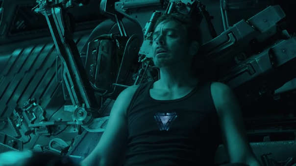 ¡PAREN TODO! Con ustedes, el trialer de Avengers: End Game