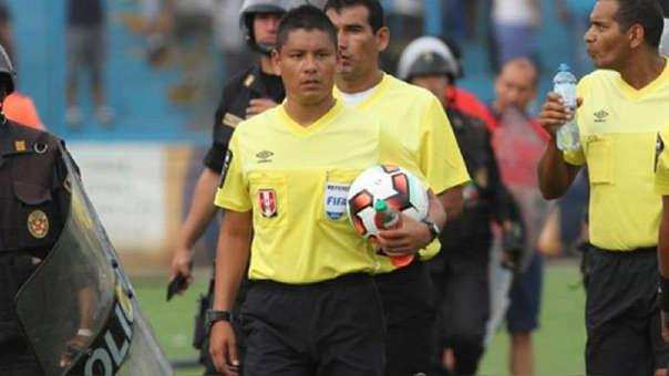 Joel Alarcón ha sido muy criticado por los hinchas de Melgar tras el gol que no validó en la semifinal del Descentralizado.