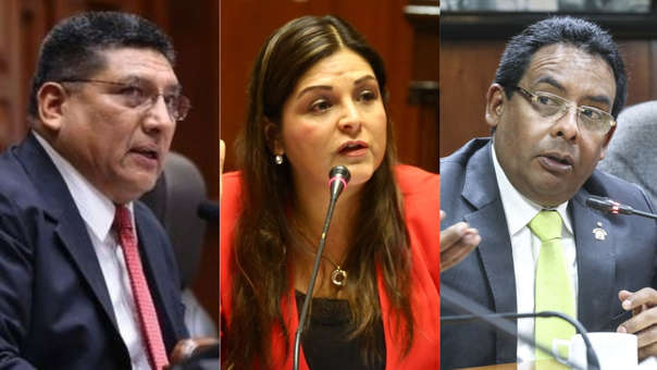 Los congresistas de Fuerza Popular se pronunciaron tras el tuit del presidente del Congreso.