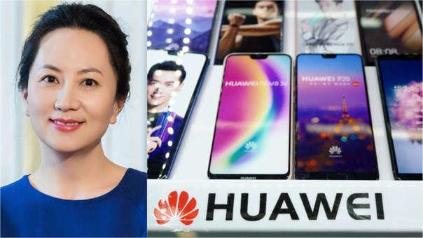 Meng Wanzhou es considerada la heredera del segundo fabricante de móviles del mundo.