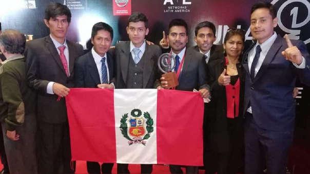 Hernán Asto Cabezas logró el segundo lugar