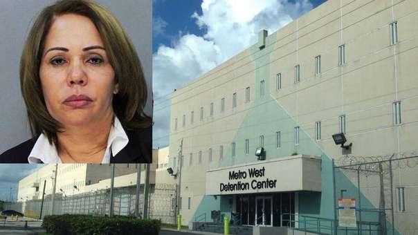 La abogada dominicana Fior Pichardo de Veloz, madre y abuela, fue arrestada en noviembre de 2013 por un asunto vinculado al narcotráfico.