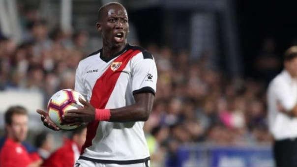 Luis Advíncula ha marcado un gol en la Liga de España.