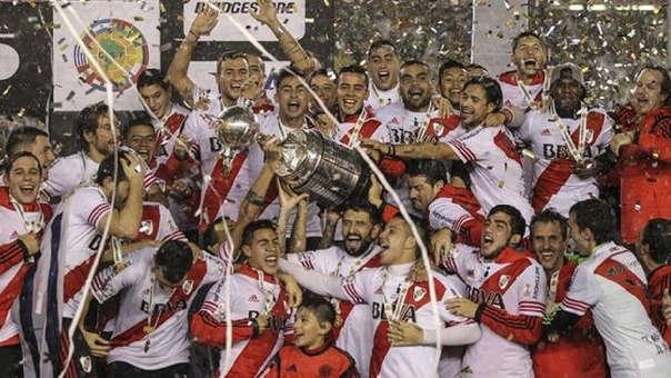 River Plate ha ganado tres Copas Libertadores en toda su historia.