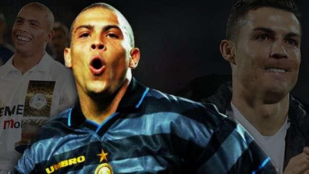 Ronaldo es considerado como uno de los mejores centrodelanteros de la historia del fútbol.