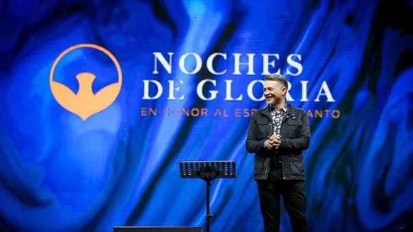 El pastor Cash Luna es uno de los líderes evangélicos más populares de Guatemala.