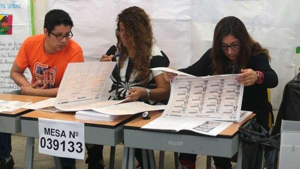 El referéndum se realiza este domingo 9 de diciembre.
