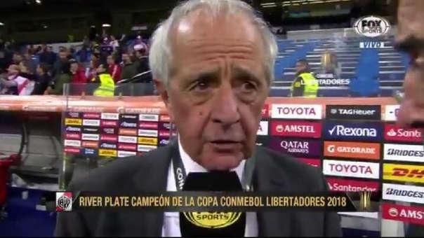 River Plate ganó su cuarta Copa Libertadores.
