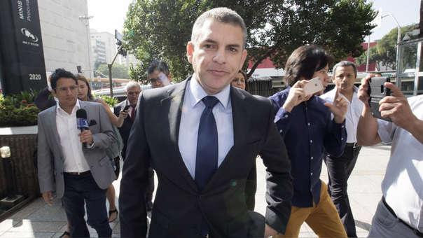 El fiscal negó que el convenio con Odebrecht sea un acuerdo de impunidad.