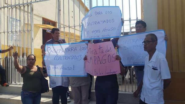 Protesta.