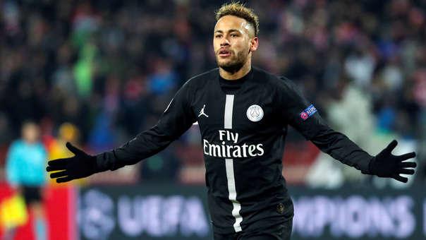 Neymar ganó una Champions League cuando era jugador del Barcelona.