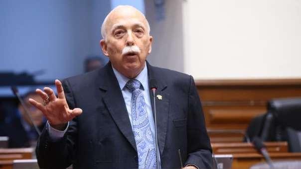 El congresista señaló que la ciudadanía no se ha dado cuenta que ha votado