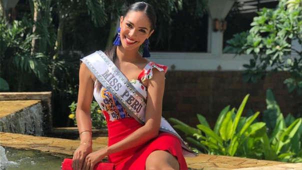 Miss Universo 2018  Última sesión de fotos de Romina Lozano previo al  certamen 9f42f21b4f86