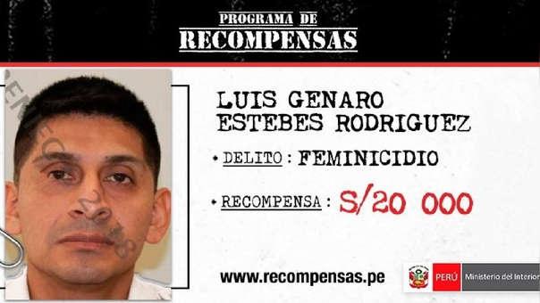 Luis Genaro Estebes Rodríguez,