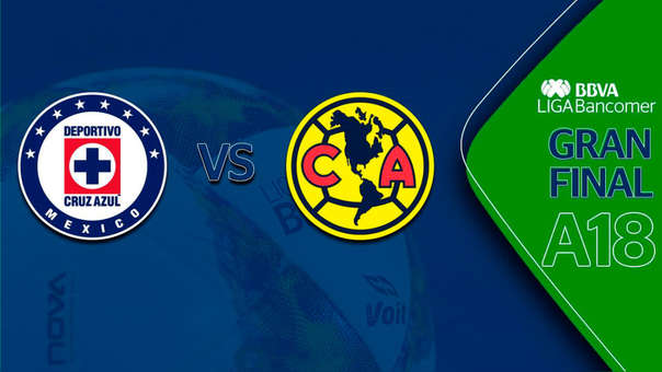 América vs. Cruz Azul EN VIVO | final Liguilla MX: fecha ...