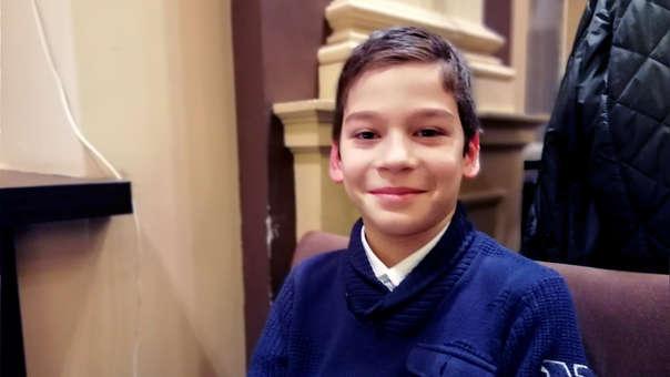 Diego Fernando Ortiz descubrió una supernova con solo 9 años de edad
