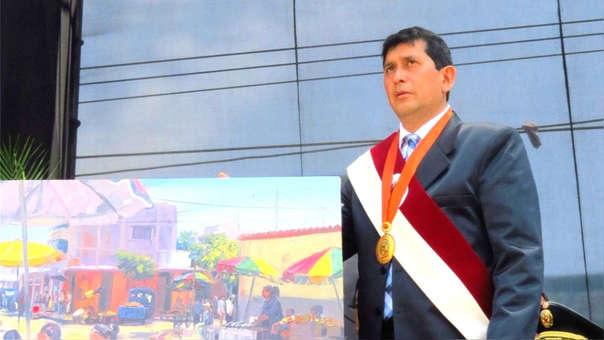 Róger Quispe