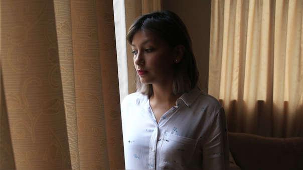 En 2015, el video en donde Pozo, desnudo, la golpeaba y arrastraba del cabello por la recepción de un hotel en Ayacucho dio la vuelta al mundo.