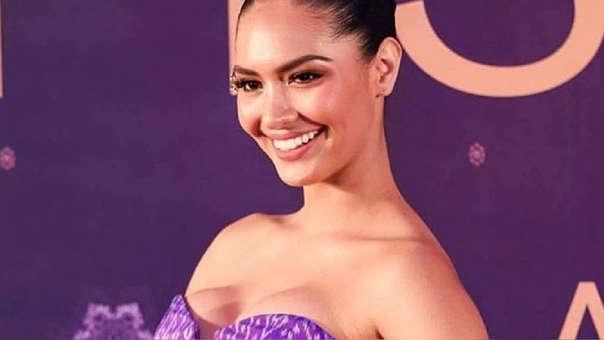 Romina Lozano participa en la edición 2018 del Miss Universo