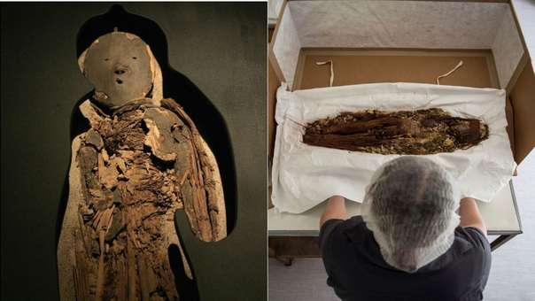 Las momias chimorro de Chile son consideradas las más antiguas del mundo.