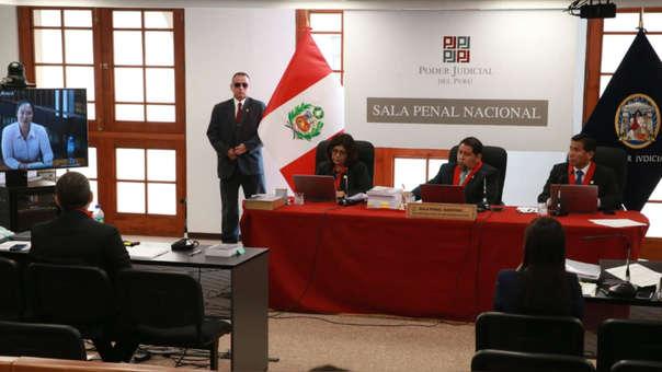 La Sala Penal Nacional señaló que la decisión será comunicada a los domicilios fiscales de ambas partes.