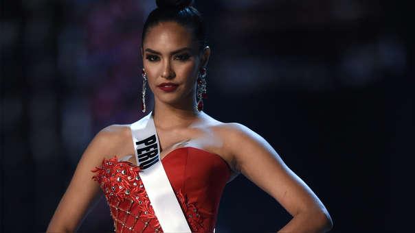 Romina Lozano representó a Perú en el Miss Universo 2018.