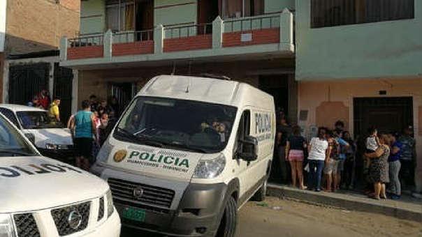 Helen Hernández Zavaleta fue encontrada con puñaladas al igual que sus dos menos res hijos.