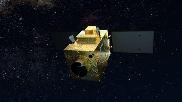 Perú SAT-1 fue lanzado el 15 de septiembre de 2016.