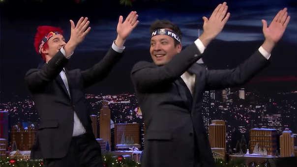 Ninja y Jimmy Fallon