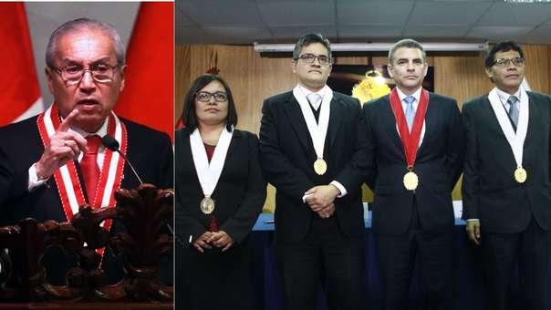 Pedro Chávarry ha pedido informes al equipo especial del caso Lava Jato, hecho criticado por vocero de este, Rafael Vela.