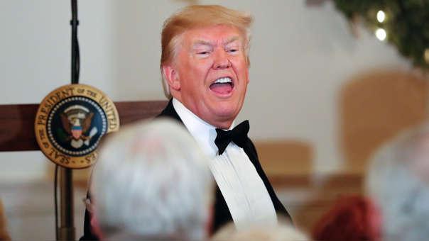 US-POLITICS-TRUMP-CONGRESSIONAL-BALL