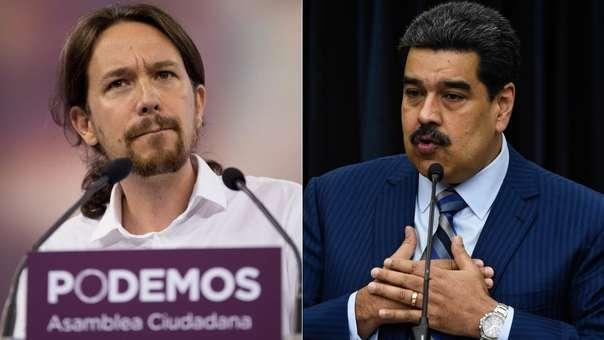Pablo Iglesias reconoció que la situación en el país gobernado por Nicolás Maduro es