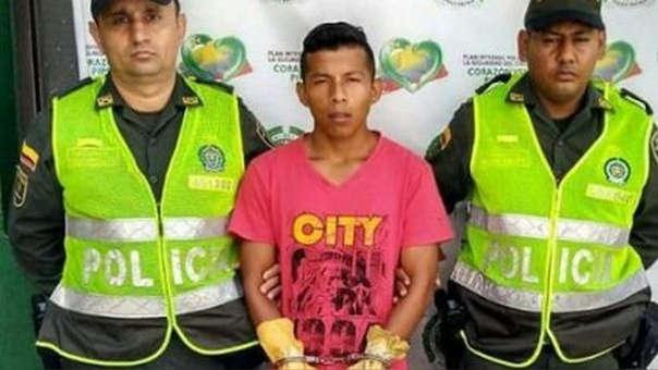 Davinson Steven Erazo Sánchez fue hallado culpable de los delitos de