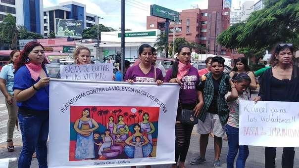 Los bolivianos pudieron enterarse del sucedido gracias a la audiencia judicial que envió a cuatro de los cinco sospechosos a prisión.